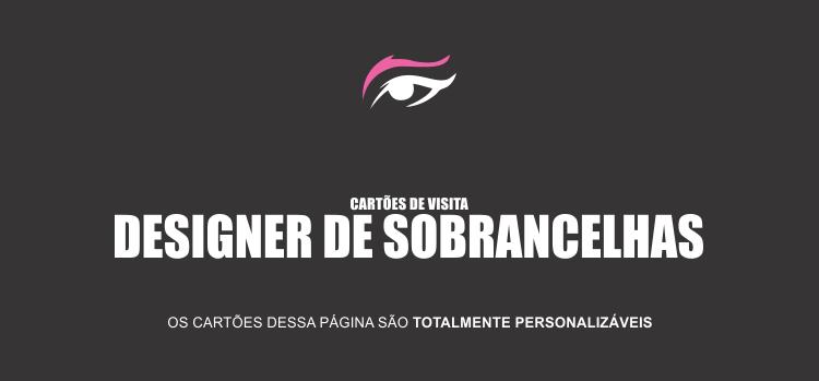 Você é um ótimo designer de sobrancelhas e está precisando de um ótimo cartão de visita para divulgar seu trabalho? Nessa página disponibilizamos 2 cartões de visita personalizáveis de designer de sobrancelhas pra você escolher!