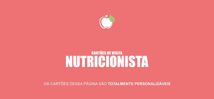 Se você tá procurando um cartão de visita para Nutricionista pode parar de procurar agora mesmo, pois aqui você vai encontrar de cara 3 modelos diferentes de cartões. Eles são editáveis e profissionais.