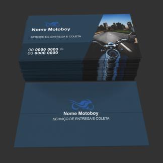 cartão de visita taxista - modelo 04